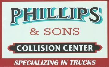Phillips & Sons Collision Center